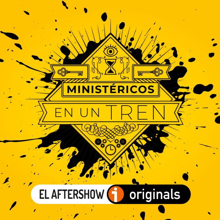 MINISTÉRICOS 13: Entrevista con Javier Olivares